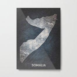 Somalia Mogadishu Metal Print