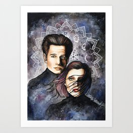 The Truth Is Out There... Art Print