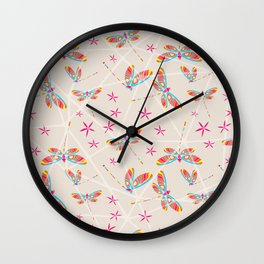 CN DRAGONFLY 1008 Wall Clock