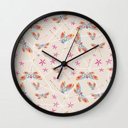 CN DRAGONFLY 1008 Wall Clock