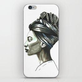 turban iPhone Skin