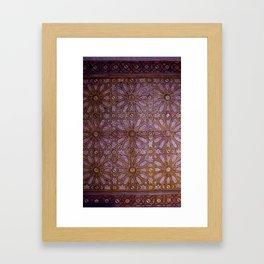 Seville Framed Art Print