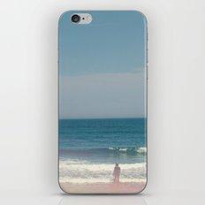 Tides iPhone & iPod Skin