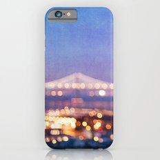 BAY BRIDGE GLOW - San Francisco Slim Case iPhone 6s