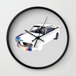 Beamer Wall Clock