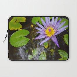 Enchanting Lotus Laptop Sleeve
