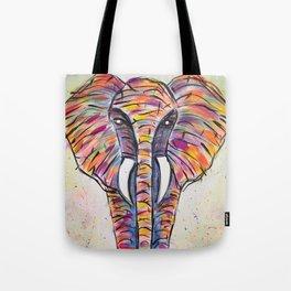 el elefante Tote Bag