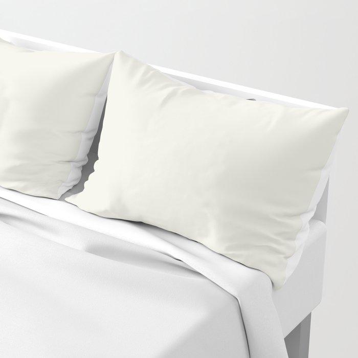Simply Cream Pillow Sham