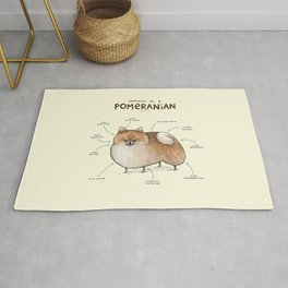 Anatomy of a Pomeranian Rug
