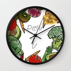 Peru 4 U Merch - Produce Aisle Tee Wall Clock