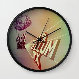 Blimpy Wall Clock