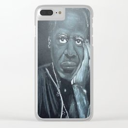 Wayne Shorter Clear iPhone Case
