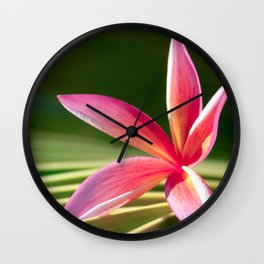 A Pure World Wall Clock