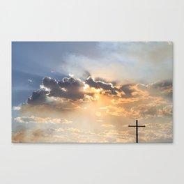 Godlight Canvas Print