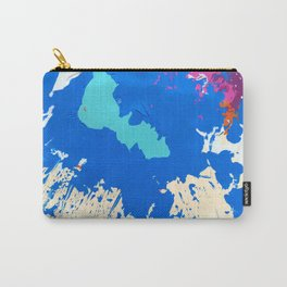 RAIN OVER CALICO Carry-All Pouch