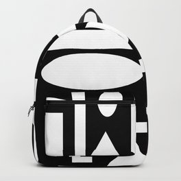 Abstractwork No.845 Backpack