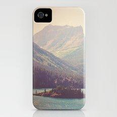 Retro Glacier Slim Case iPhone (4, 4s)