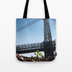 A Tree Grows In Brooklyn Tote Bag