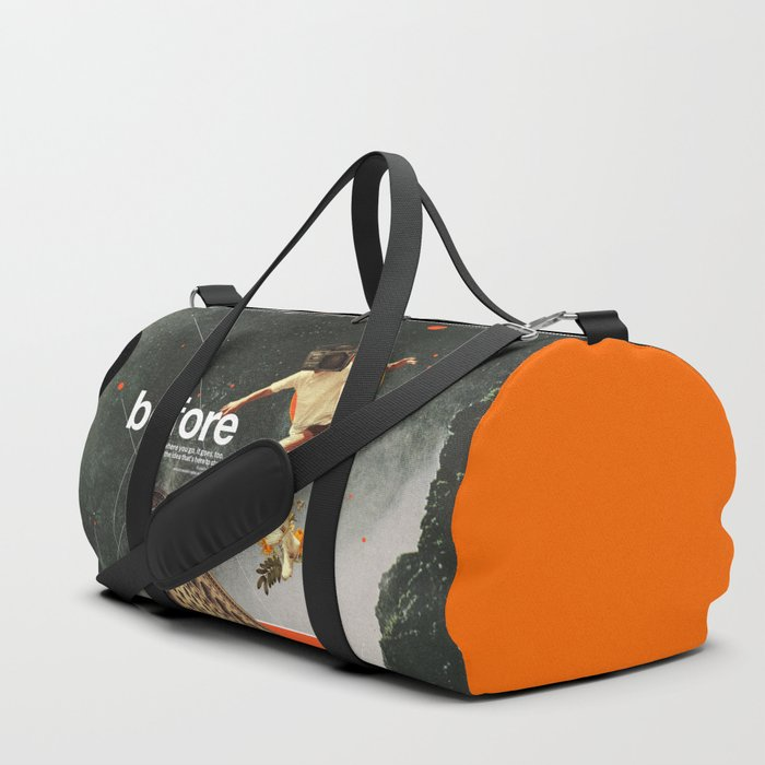 Before Duffle Bag