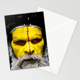 Papua New Guinea: Huli Wigman Stationery Cards