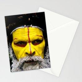 Papua New Guinea: Huli Wigman Stationery Cards