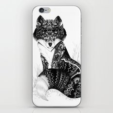 Wildlife Fox iPhone Skin