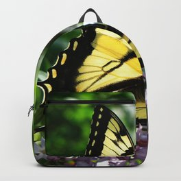 Simply Beautiful Tiger Swallowtail Butterfly Backpack
