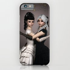 Beautiful Ladies and a difficult choice iPhone 6s Slim Case