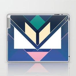 Tangram Lotus Two Laptop & iPad Skin