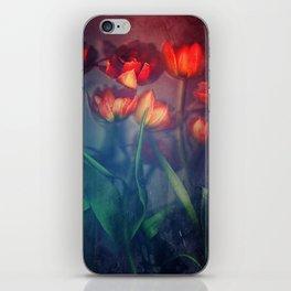 Orange Tulips iPhone Skin