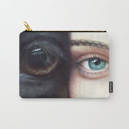 Miss & Horse Carry-All Pouch