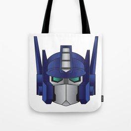 Optimus Prime Tote Bag