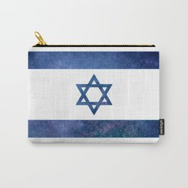 Love Israel  congratulations 462 Carry-All Pouch