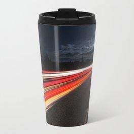 Moonlit Drive Travel Mug