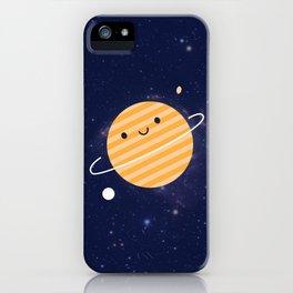 Happy Planet iPhone Case