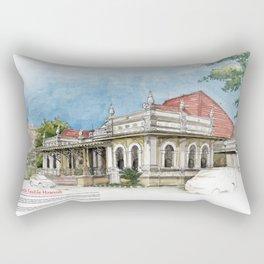 Jakarta Textile Museum Rectangular Pillow