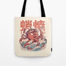 Takoyaki Attack Tote Bag