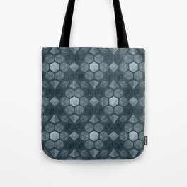 Dungeon Dice Pattern Tote Bag