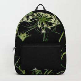 Queen Anne's Lace Backpack