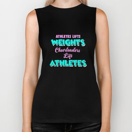 Cheerleading Athlete Apparel Biker Tank