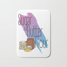 Sugar Butter Flour Bath Mat