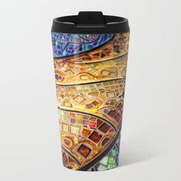 Venice Tiles Travel Mug