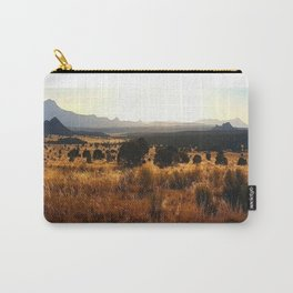 Sawtooth Mountains - New Mexico Carry-All Pouch
