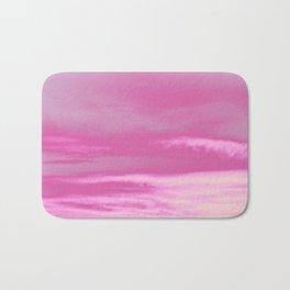 Pink Summer Vibes #1 #decor #art #society6 Bath Mat