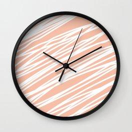 Jumble of thoughts _2 Wall Clock