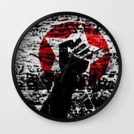Start Revolution Wall Clock