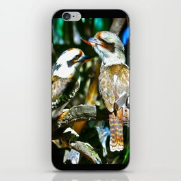 complicity iPhone Skin