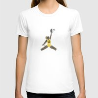 teen wolf T-shirts featuring air teen wolf by jerbing