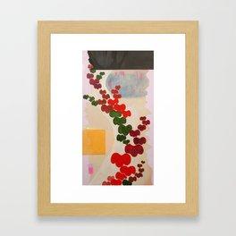 Meaner Beauties Framed Art Print