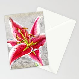 Macro Flower #2 Stationery Cards